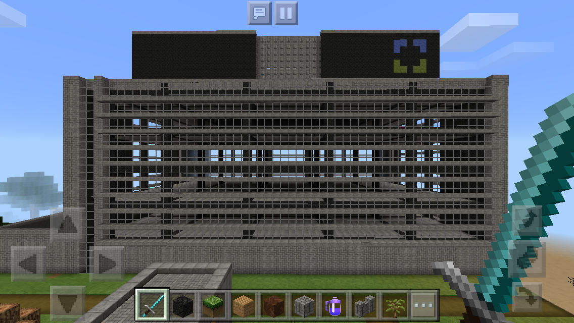 Cleveland Clinic Minecraft Weston Village New Emergency Department Building