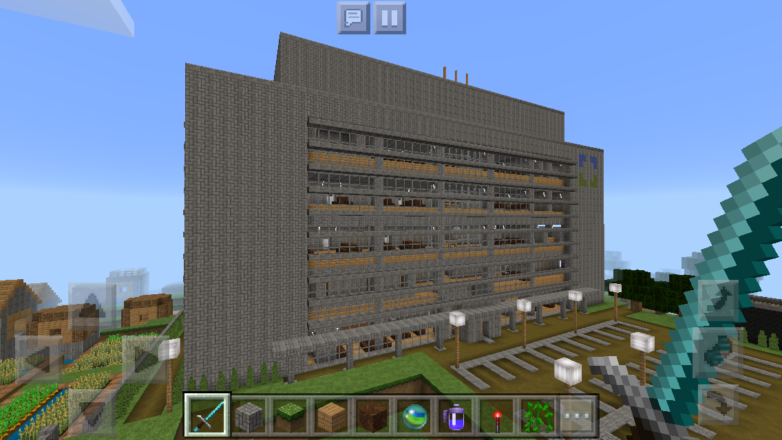 Cleveland Clinic Minecraft Braathen Center